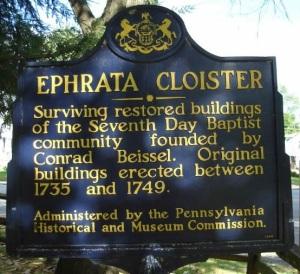 EphrataHistoricMarker