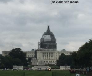 Vista hacia el Capitolio
