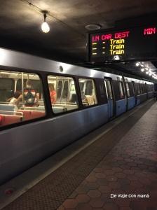 Metro de Washington