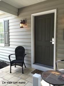 Nuestro porche