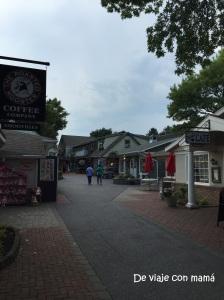 Kitchen Kettle Village sin turistas