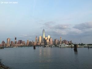 Vistas del Downtown desde Jersey City