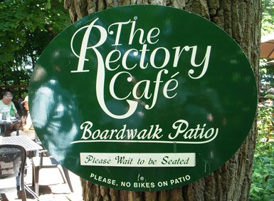 RectoryCafeSign