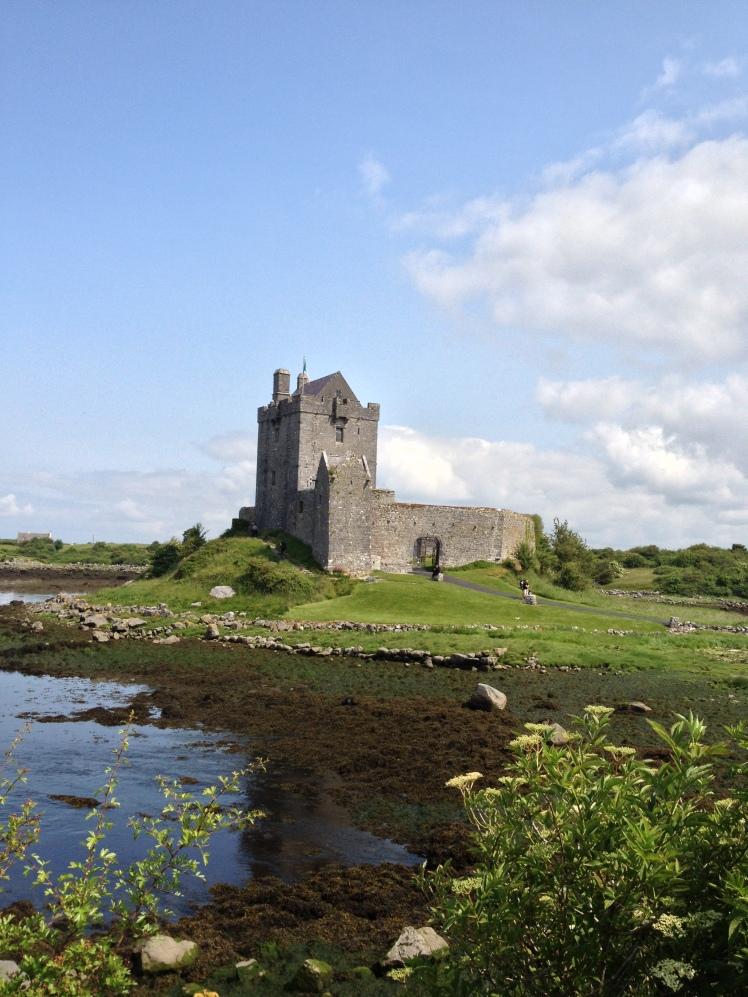 114 kinvarra castillo dunghoire
