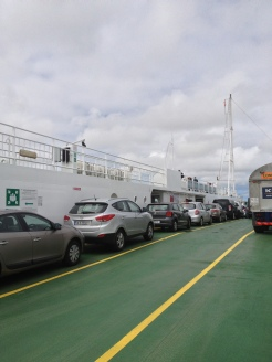 087 ferry en kilrush